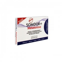 EA Pharma Granions Somdor + Mélatonine 15 Comprimés