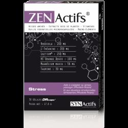 Synactifs ZenActifs 30 gélules