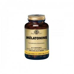 Solgar Melatonine 1mg 60 comprimés
