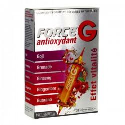 Nutrisanté Force G Antioxydant 20 ampoules
