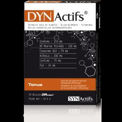 Aragan Synactifs Dynactifs 30 gélules
