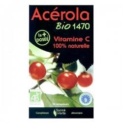 Acérola Bio 1470 Vitamine C 20 comprimés