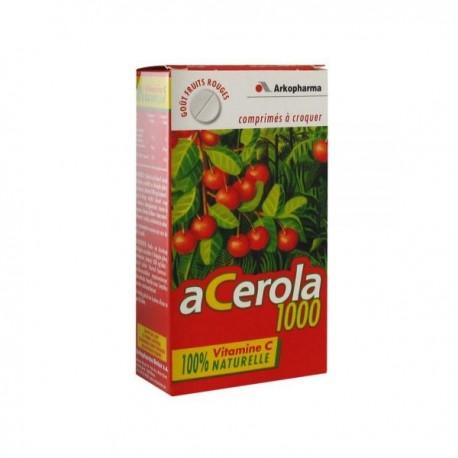 Arkopharma Acérola 1000 30 Comprimés à Croquer