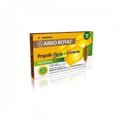 Arkopharma arko royal propolis verte + echinacée 10 ampoules