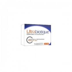Nutrisanté Ultrabiotique Défenses Immunitaires 40 Gélules