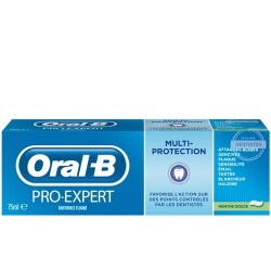 Oral B Dentifrice pro-expert multi-protection, 75ml