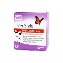 FreeStyle Papillon Easy bandelettes 100