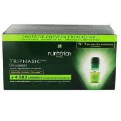Furterer Triphasic sérum anti-chute 8 ampoules de 5.5ml