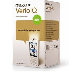One Touch VerioIQ Set initiation