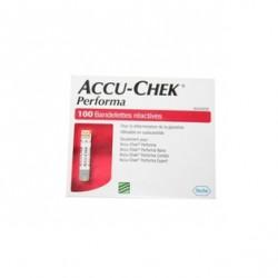 Accu Chek Performa bandelettes 100