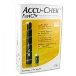 Accu Chek FastClix Autopiqueur