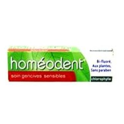 Homeodent dentifrice soin gencives anis 75ml