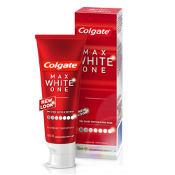 Colgate dentifrice max white one, 75ml
