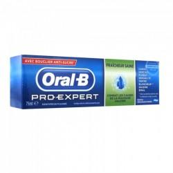 Oral B Dentifrice Pro-expert fraicheur saine 75ML