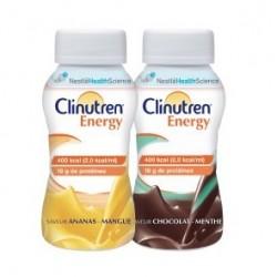 Clinutren Energy Saveur chocolat menthe 4x200ml