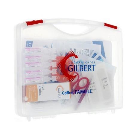 Trousse secours Gilbert famille