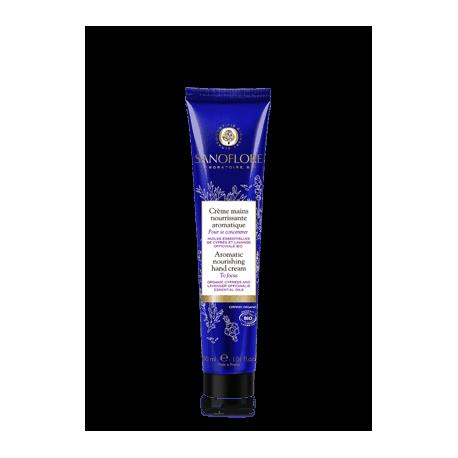 Sanoflore Crème mains nourrissante aromatique 30ml