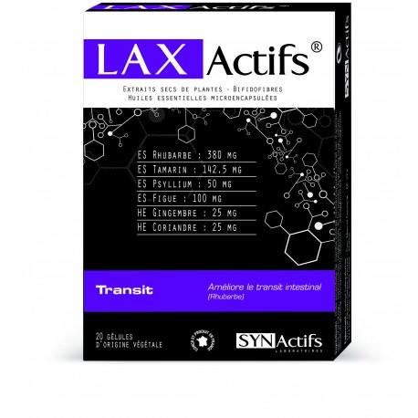 Synactif Aragan LAXActifs 30 gélules