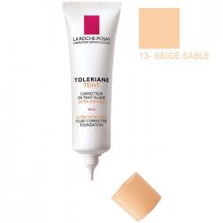 Toleriane fond de teint fluide 13 beige sable, 30ml