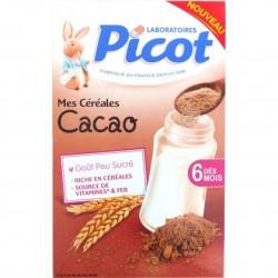 Picot Mes céréales cacao dès 6 mois, 400g