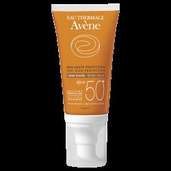 Avène Solaires Crème Visage SPF50+ Teintée 50ml