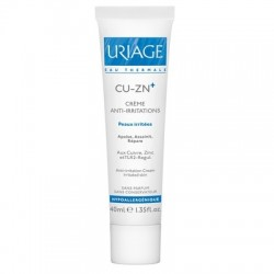 Uriage Cu Zn+ Crème anti-irritations 40ml