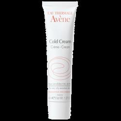 Avène Cold Cream Crème Peaux Sèches 40ml