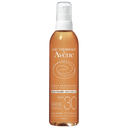 Avène Solaires Huile Solaire Haute Protection SPF30 200ml