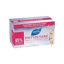 Phytocyane Traitement Antichute Femme 12x7.5ml