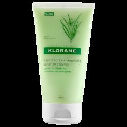 Klorane Baume Après-shampooing au Lait de Papyrus 150ml