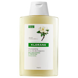 Klorane Shampooing Brillance protection Cire de Magnolia 200ml
