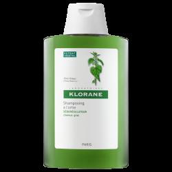 Klorane Shampooing séborégulateur Ortie blanche 400ml