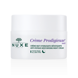 Nuxe Crème Prodigieuse Nuit Hydratant Défatiguant 40ml