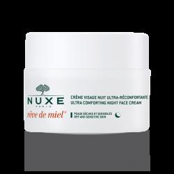 Nuxe Rêve de miel Crème visage ultra réconfortante Nuit 50ml