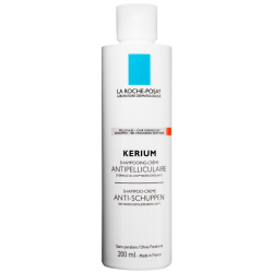 Kerium Shampooing-crème Anti pellicules sèches, 200ml