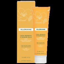 Klorane Crème Dépilatoire très Douce 150ml