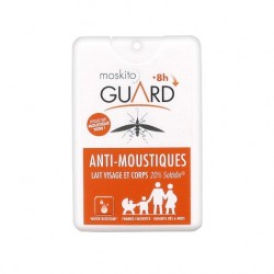 Moskito Guard anti-moustique lait visage corps 18ml