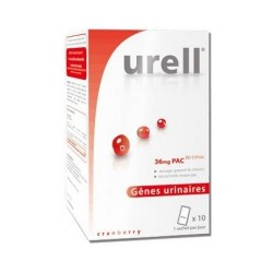 Gifrer Urell Gênes Urinaires 10 Sachets