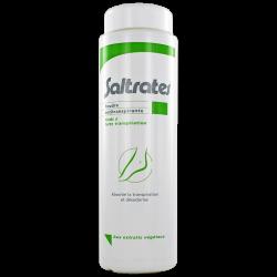 Saltrates Poudre antitranspirante pieds forte transpiration 75g