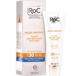 Roc Soleil protect fluide anti-brillance matifiant SPF30 50ml