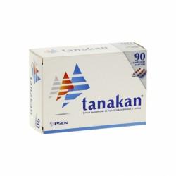 Tanakan 40mg 90 comprimés