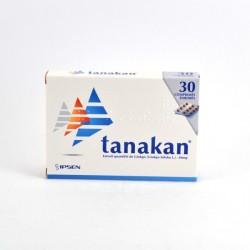 Tanakan 40mg 30 comprimés