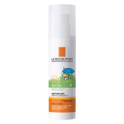Anthelios spf50+ dermo-pediatrics lait bébé, 50ml
