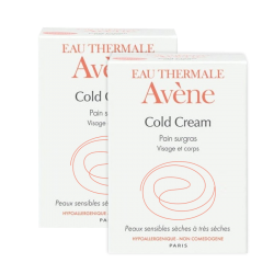 Avène Cold Cream Pain Surgras Lot de 2x100g