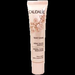 Caudalie Teint Divin Crème teintée minérale Peaux claires, 30ml