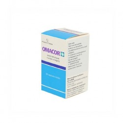 Omacor Flacon 28 capsules