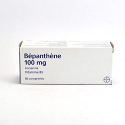 Bepanthene 100mg 60 comprimés