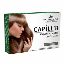 3 Chênes Capill'r cheveux et ongles 30 comprimés