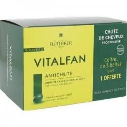 Furterer Vitalfan Anti-chute progressive 3x30 capsules