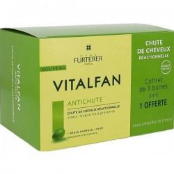 Furterer Vitalfan Anti-chute réactionnelle 3x30 capsules